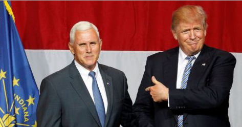 Donald Trump Announces Mike Pence As Vice Presidential Running Mate