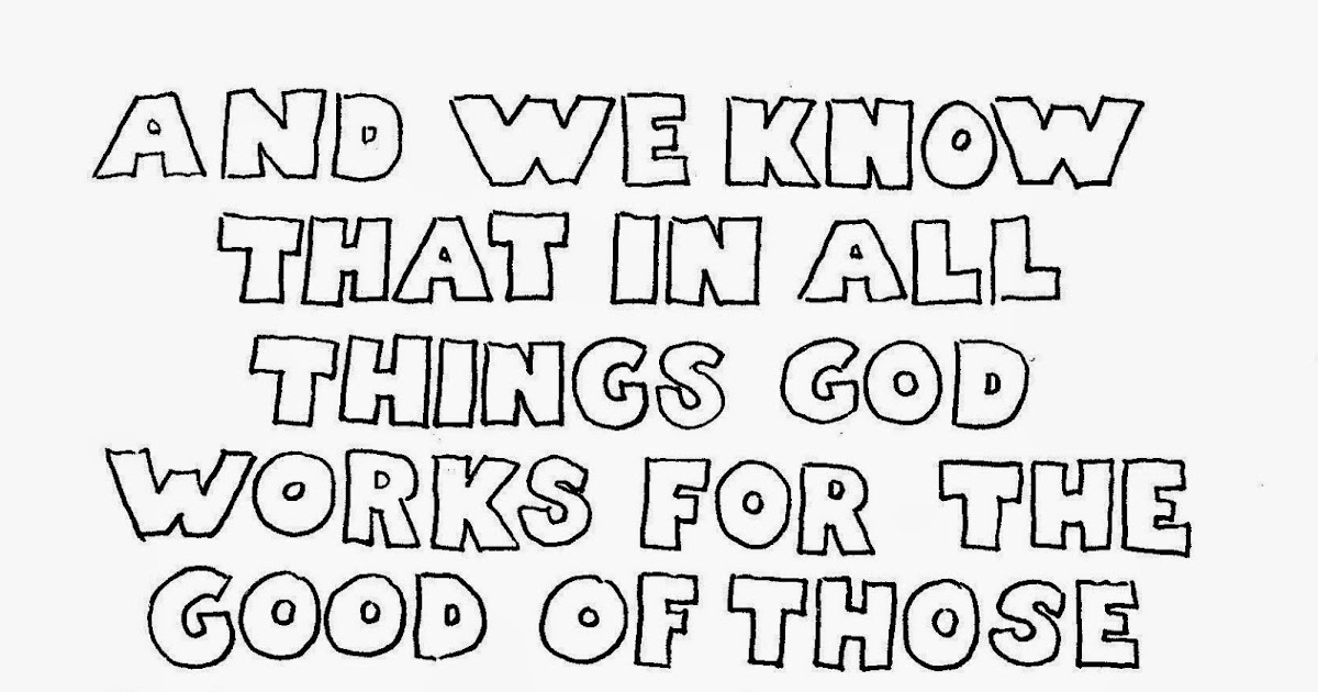 Coloring Pages For Kids By Mr Adron In Everything God