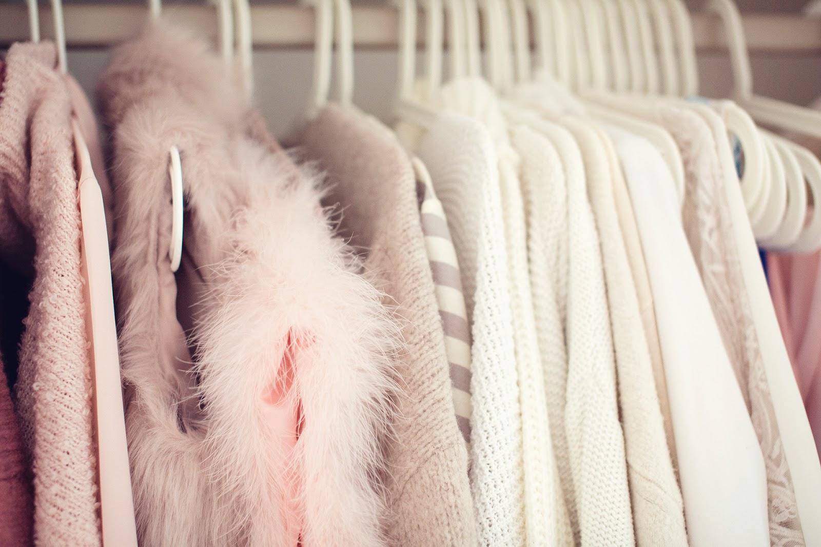inlovewith: 5 Tipps für mehr Ordnung im Kleiderschrank I: Ausmisten