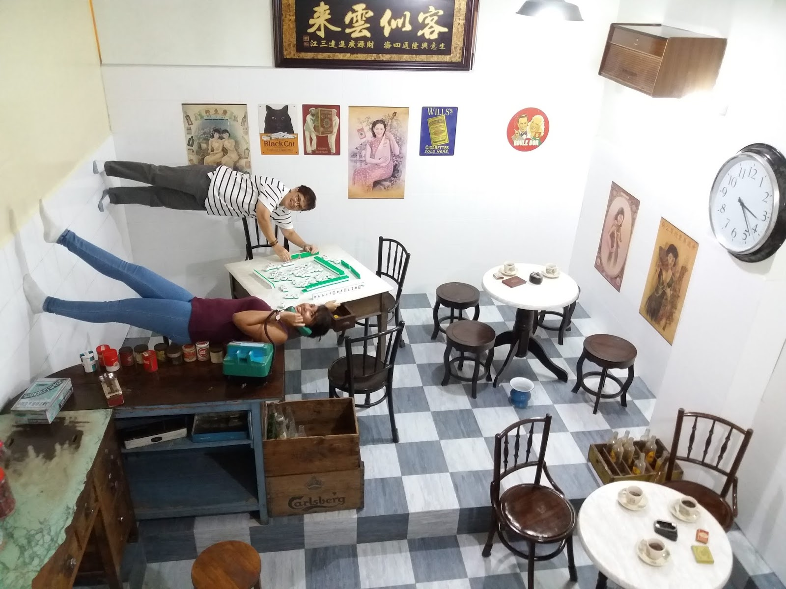 Visiting the Upside Down Museum in Penang | Ummi Goes Where?