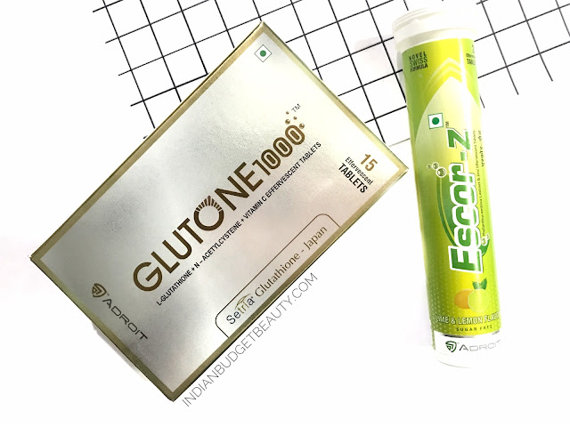Glutone 1000 & Escor Z Review