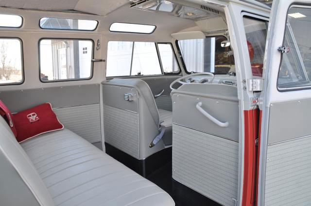 Vw Bus Interior Restoration Psoriasisguru Com