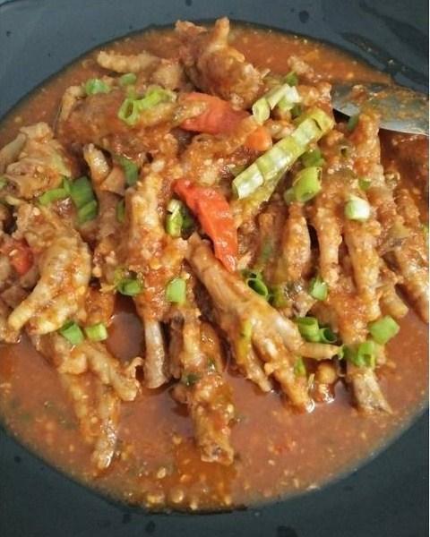 Aneka Masakan Ceker : aneka, masakan, ceker, Resep, Ceker, Mercon, Pedas, Menggugah, Selera, Aneka, Makanan, Sederhana