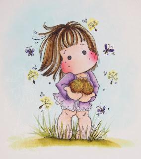 Heather's Hobbie Haven - Dandelion Tilda