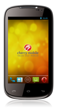 Cherry Mobile Burst phone (Price, Specs and Features)