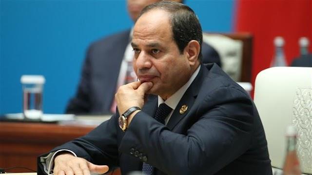 Egypt's President Abdel Fattah el-Sisi extends state of emergency