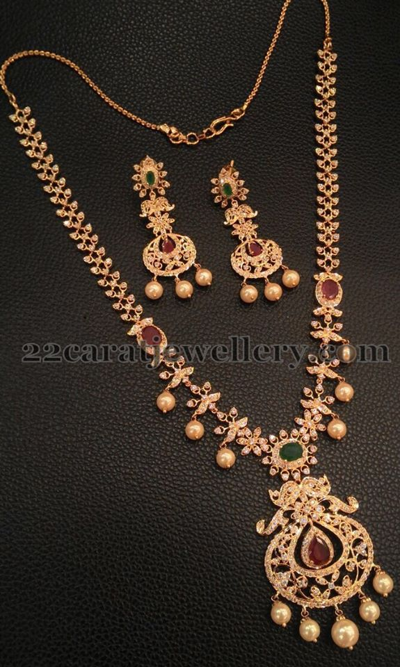 Gold Necklace Set India