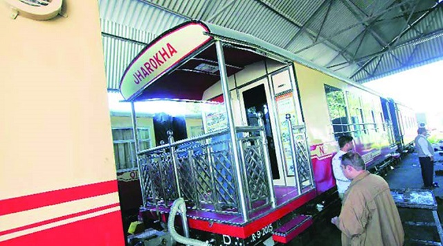 Northern Railways finalise fares for luxury coaches on Kalka-Shimla Train