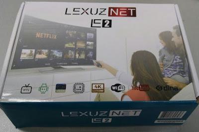 LEXUZ NET LE2 ANDROID