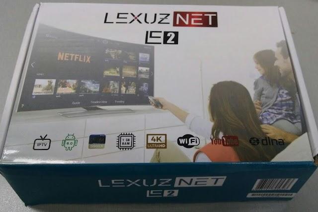 LexuzNet LE2 Nova Atualização V502023 - 18/07/2018