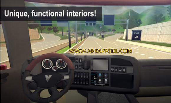 Download Truck Simulator 2016 Apk Mod v1.19 Full Version 2016