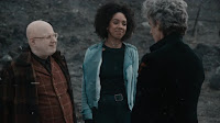 Reunited with Bill and Nardole