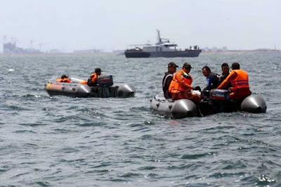 Tim SAR Gabungan Cari Kapal Diduga Hilang