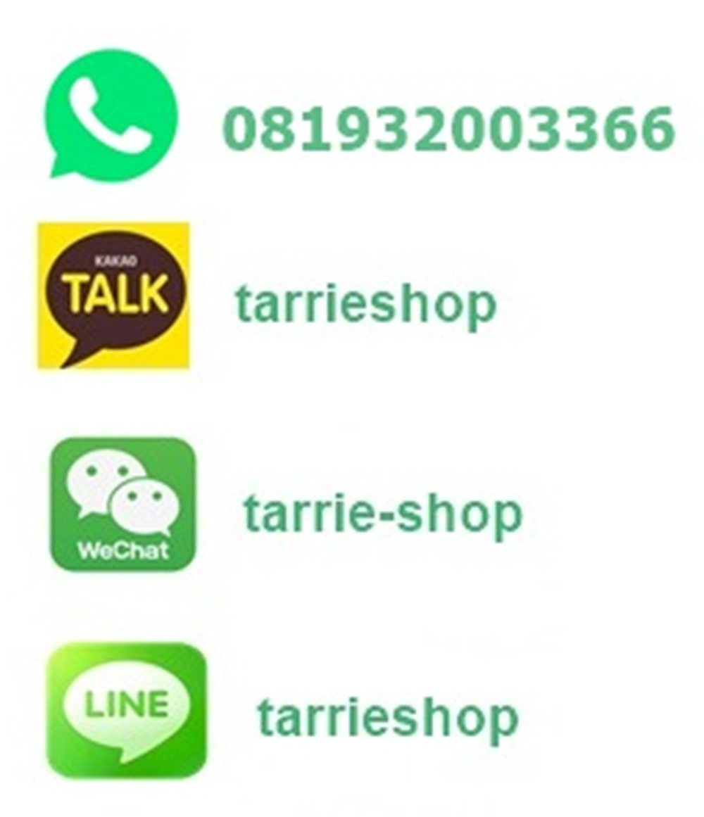 Nomer WhatsApp Tarrie Shop