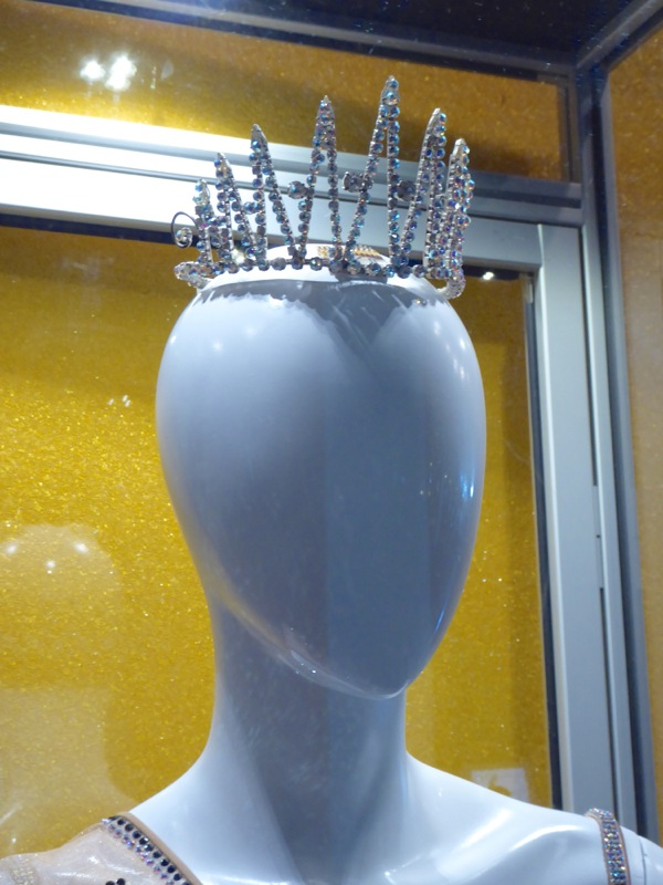 Miss Universe Youth movie costume crown