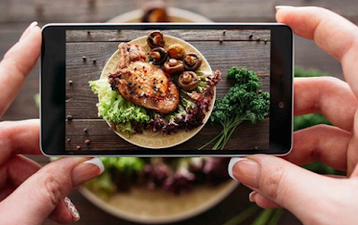 Tips Foto Makanan untuk Posting di Instagram