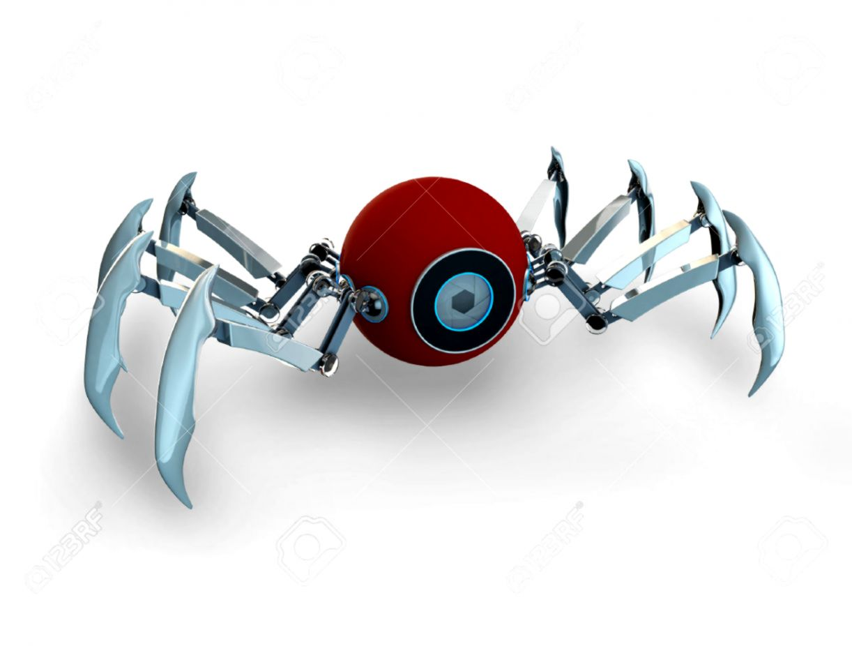 Spider Robot 3D | Best Wallpapers HD Collection