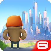 City Mania: Town Building Game Mod Apk v1.0.1c (Unlimited Money)