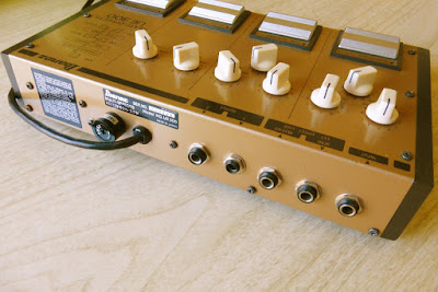 TS-808, TS9, Japan, Chesbro, IC 4558, Rear View, History, Pedal, Davies Knob