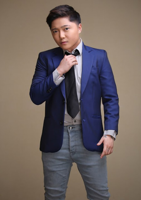 Jake Zyrus at Asia Leaders Awards 2018