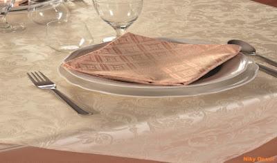 Fete de masa damasc satinat restaurant - Bucuresti | fete de masa preturi, fata de masa restaurante, producator fete de masa,