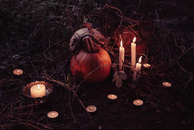 Alle origini della festa di Halloween: la paura del buio!