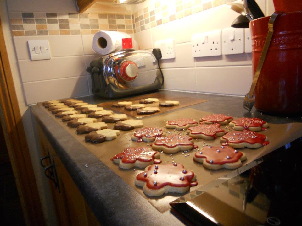 Delia Christmas Cake Too Hot