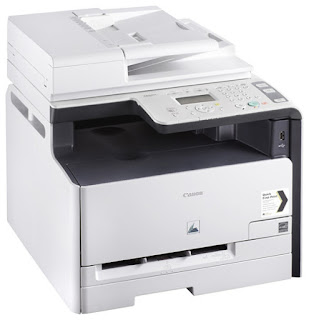 Cn tin live on a merely correct all circular printer as well as scanner Canon i-SENSYS MF8040Cn Driver Download