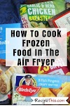 How To Cook Frozen Onion Rings In The Air Fryer