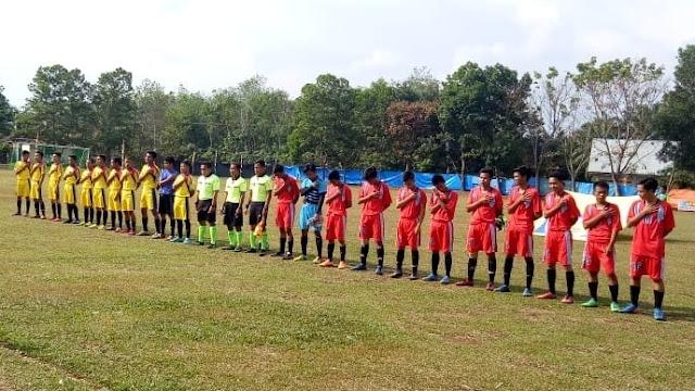 Ini Jadwal Semi Final dan Grand Final Sepak Bola Liga Desa Nusantara Tebo