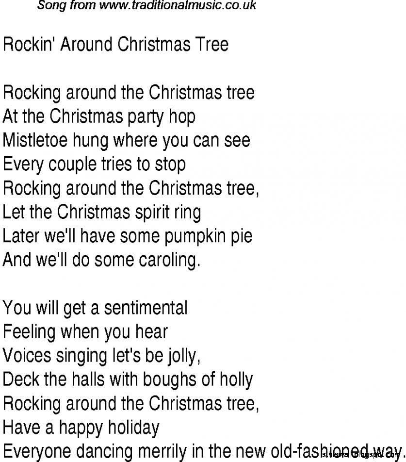 rockin around the christmas tree song mp3 download