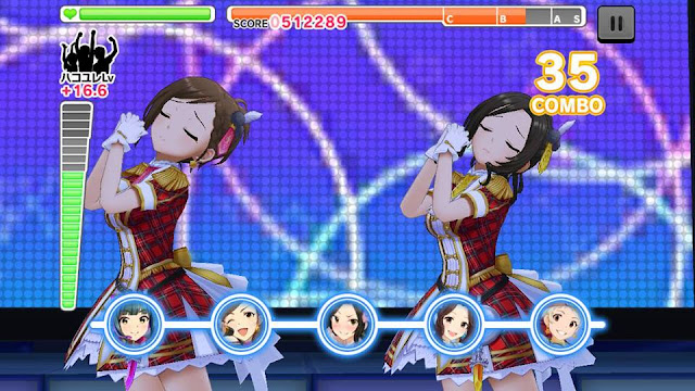 The Idolmaster Cinderella Girls Starlight stage