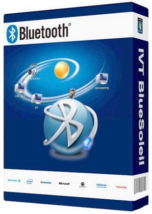 IVT BlueSoleil 10.0.496.1 poster box cover