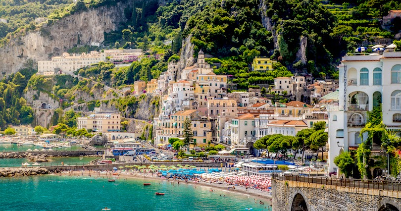 10 Most Beautiful Amalfi Coast Towns | Most Beautiful Places In The World