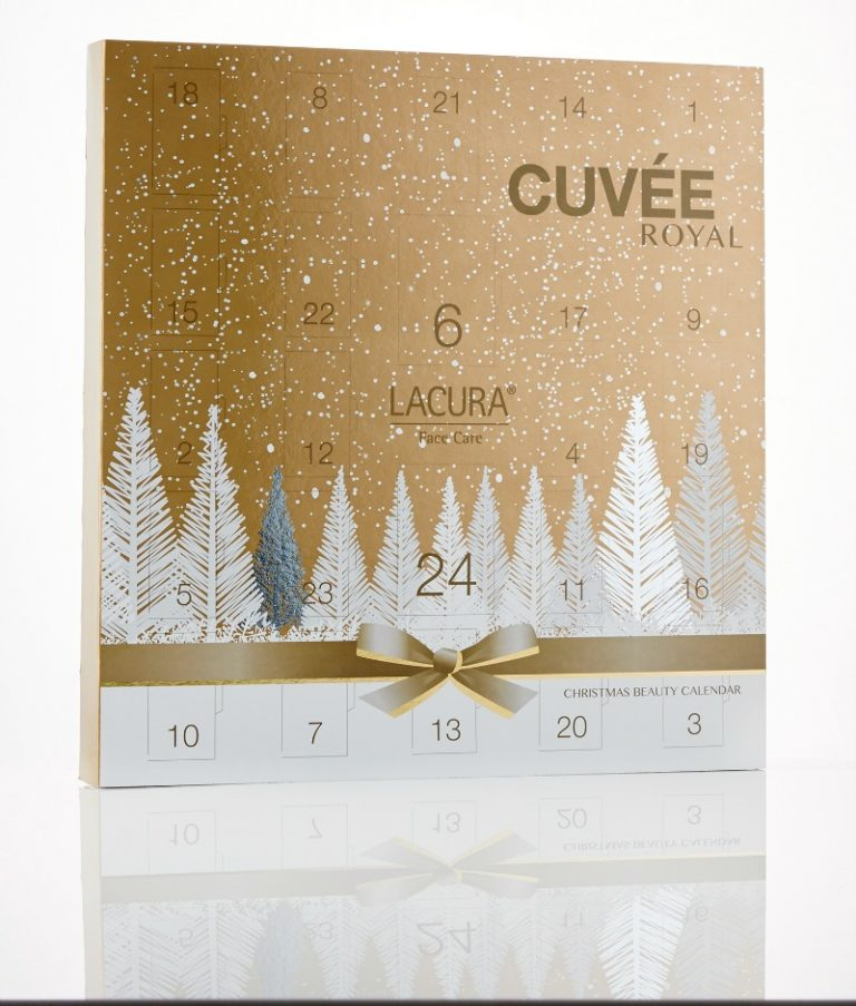 aldi beauty advent calendar 2016