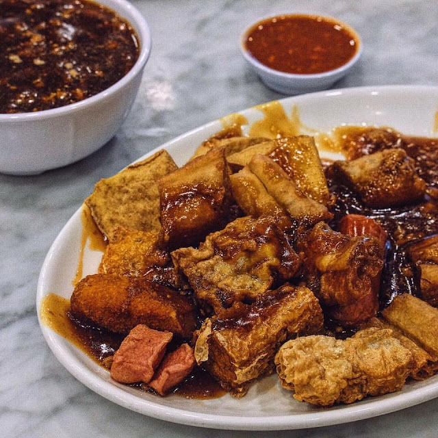 Fried Yong Tau Foo