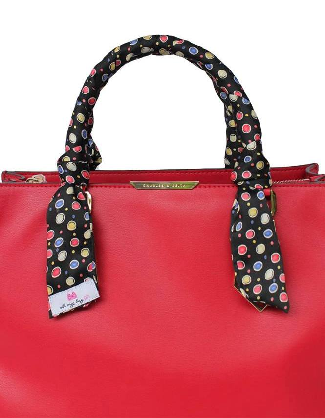 Another Way Also To Protect Our Handbags From Wear Is Wrap A Small Scarf Around The Handles These Scarves Are What They Call Handlewraps