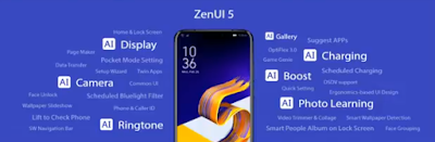 Image result for Asus Zenfone 5 AI Boost