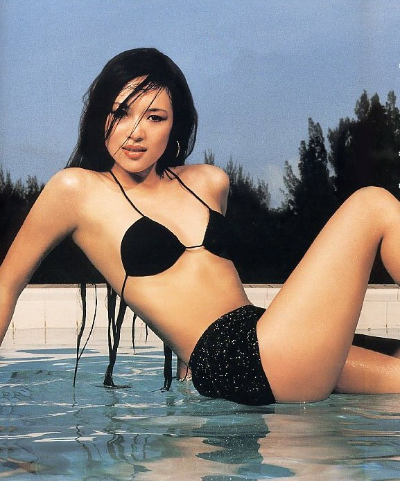 Ziyi Zhang Ass 85