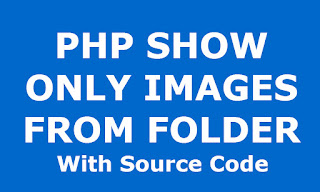 php show image