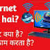 Internet Kya Hai - Optic fiber cable - W3Survey