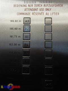 Elevador Torre Olímpica Munich