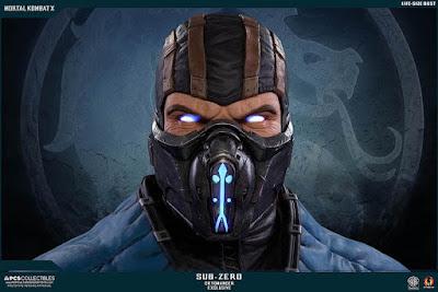 Sub-Zero - MKX - Pop Culture Shock Collectibles