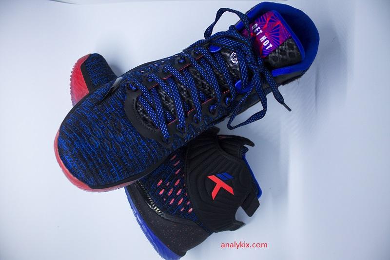 11bb61eef3 Best Foot Forward  Anta KT 3  Get Hot Stay Hot