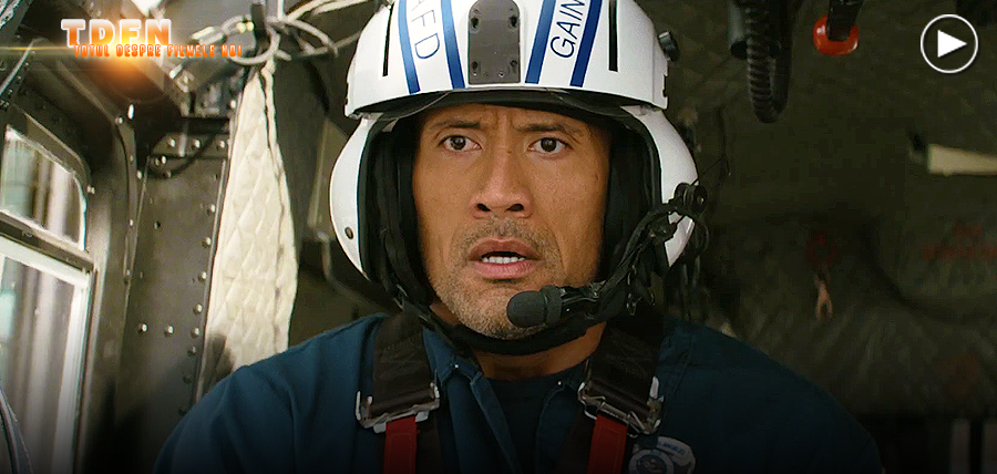 Dwayne Johnson în thrillerul de acțiune San Andreas