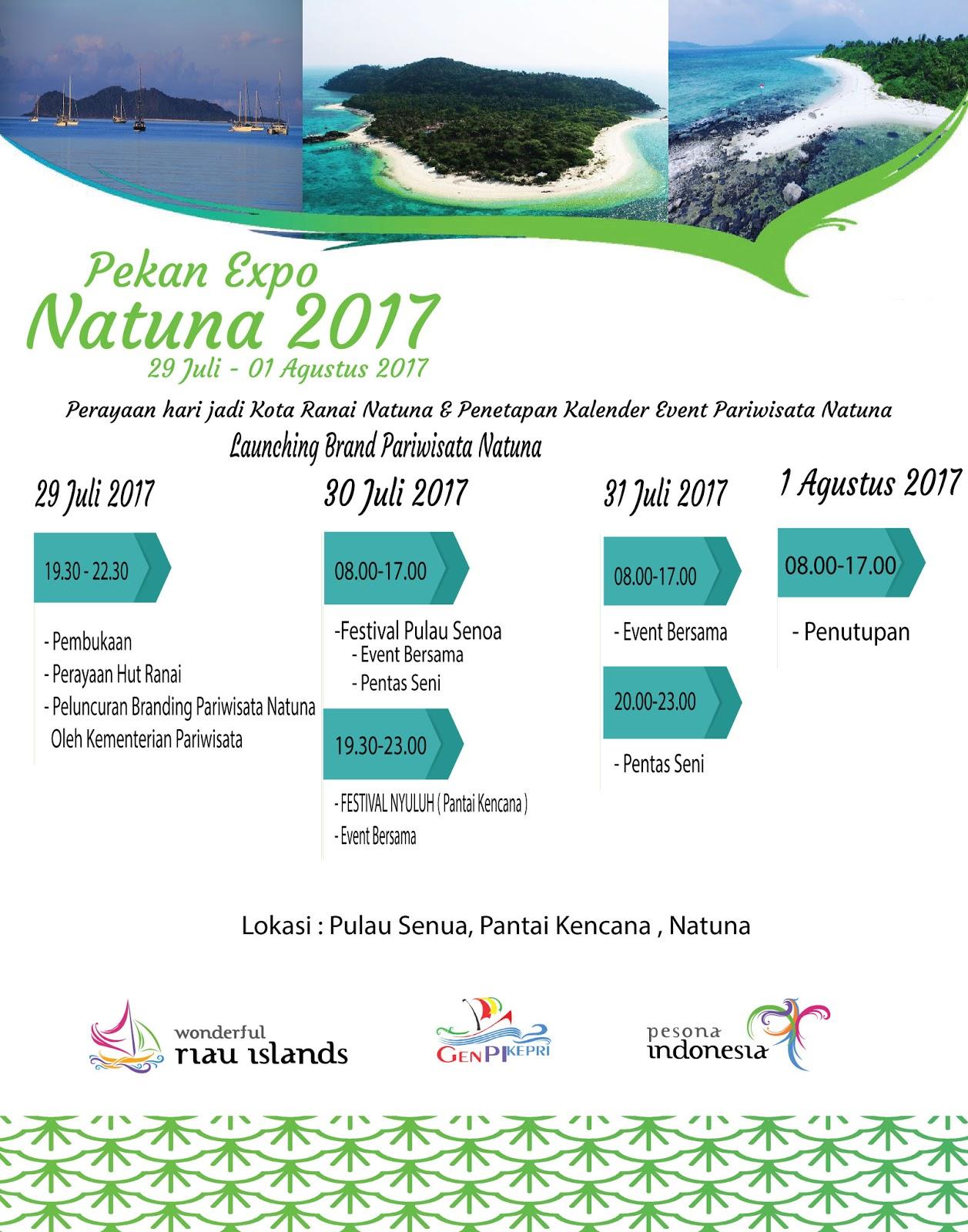 Pekan Expo Natuna 2017