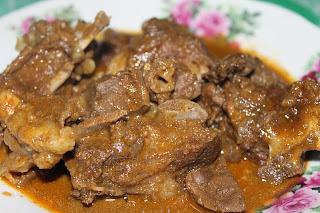 resep kambing goreng