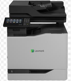 Lexmark CX827 Treiber Herunterladen
