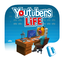 download youtubers life android mod apk