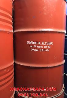Ngọc Yến SAPA|ISO PROPYL ALCOHOL IPA-ISOPROPANOL